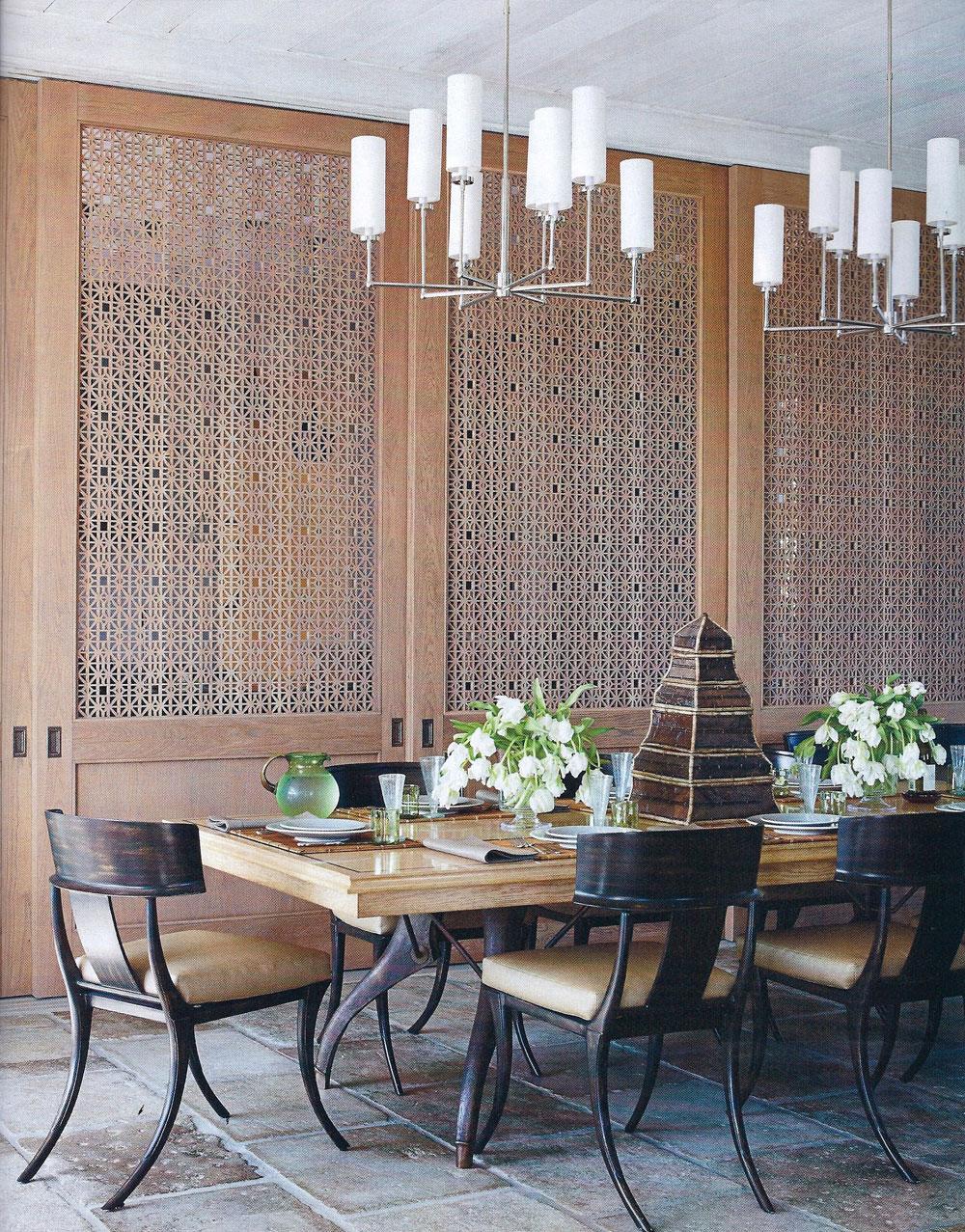 Arapski stil se karakteriše geometrizmom, stilizovanim figurama