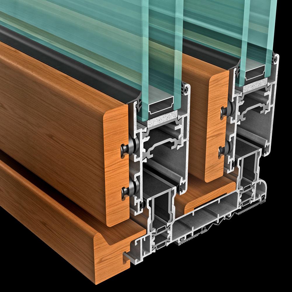 Energetski efikasni prozori sa specijalnim dvostrukim ili trostrukim staklima
