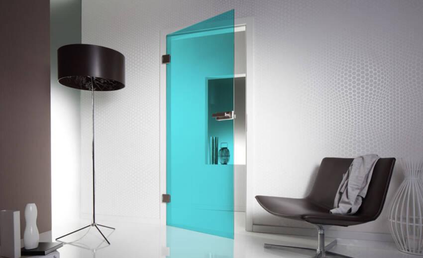 Lakoća i elegancija unutrašnjih staklenih vrata