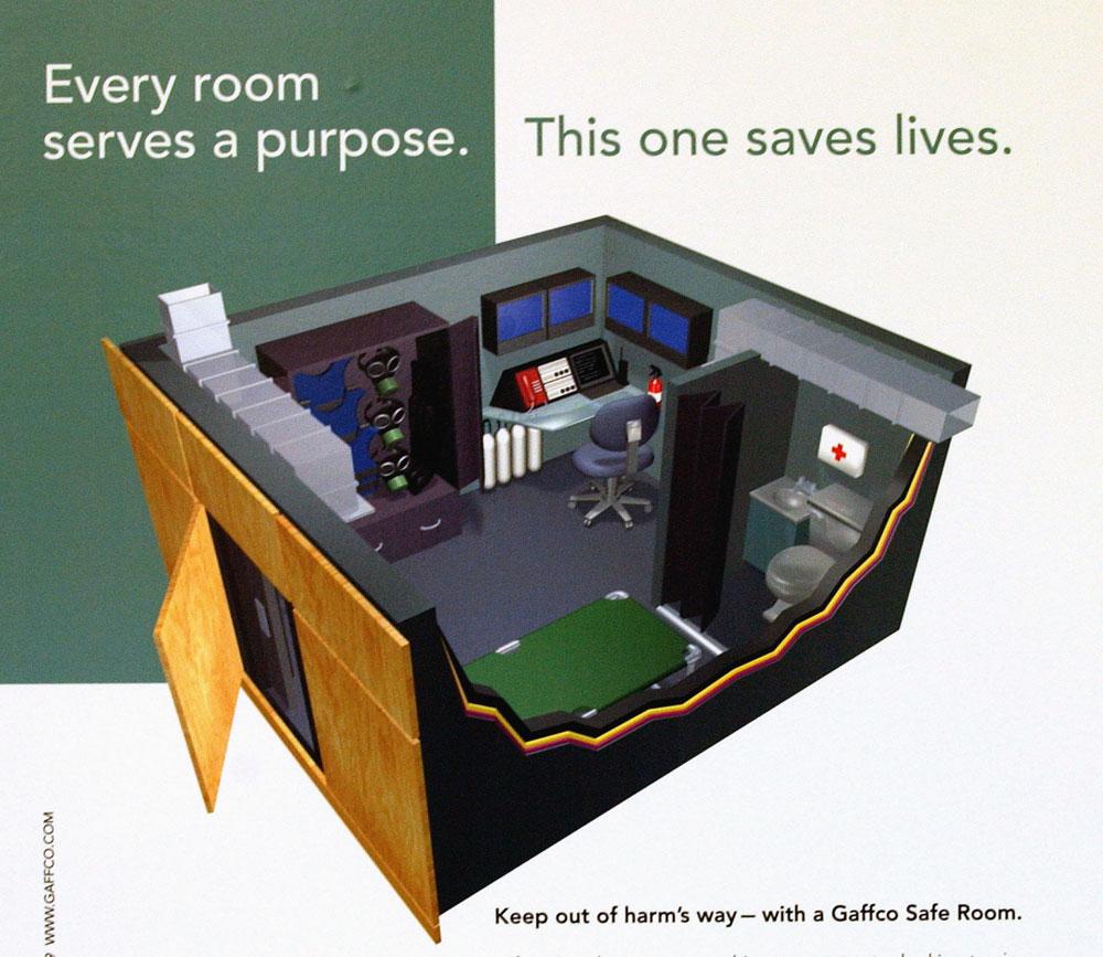 Sigurna soba i tajna vrata