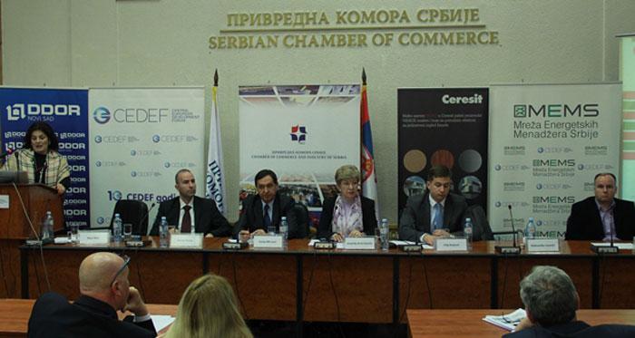 CEDEF- Upravljanje industrijskim otpadom u Republici Srbiji