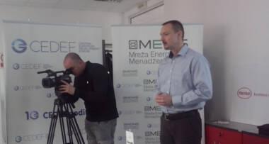 CEDEF i Ceresit organizovali obuku za energetske menadžere Srbije
