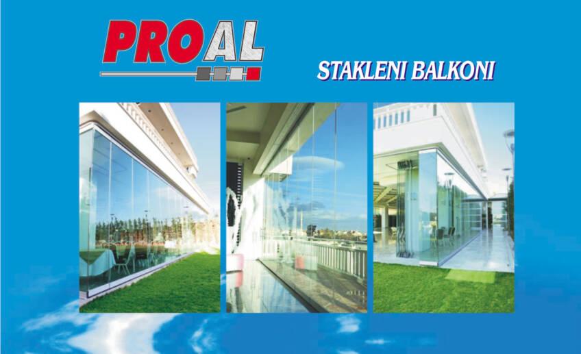 PROAL - fasadni sistemi