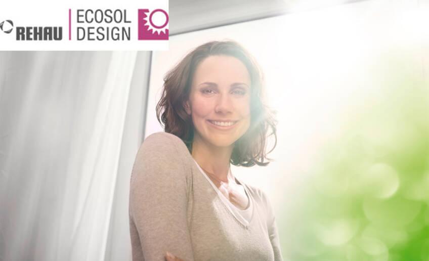 REHAU : Više svetlosti u Vašem životu - uz prozore od profila ECOSOL Design