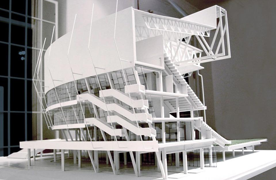 3D--štampana zgrada