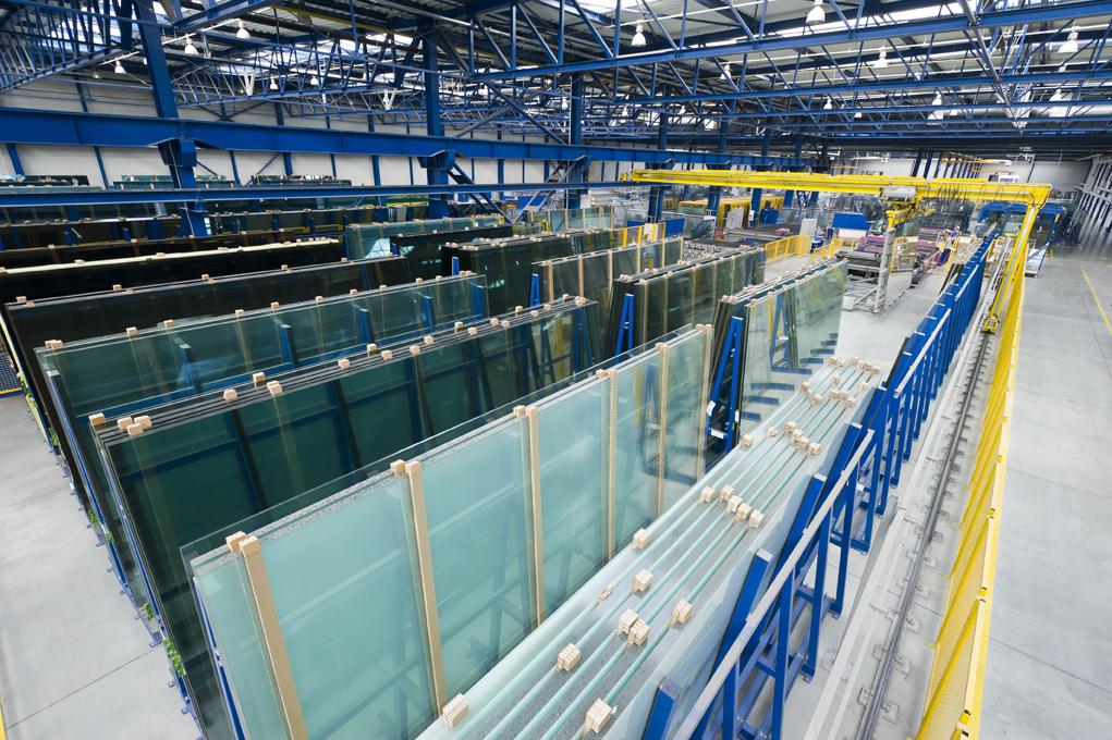 Fabrika u Radomsku, Poljska - proizvodna hala