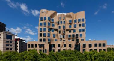 Delo arhitekte Frenka Gerija
