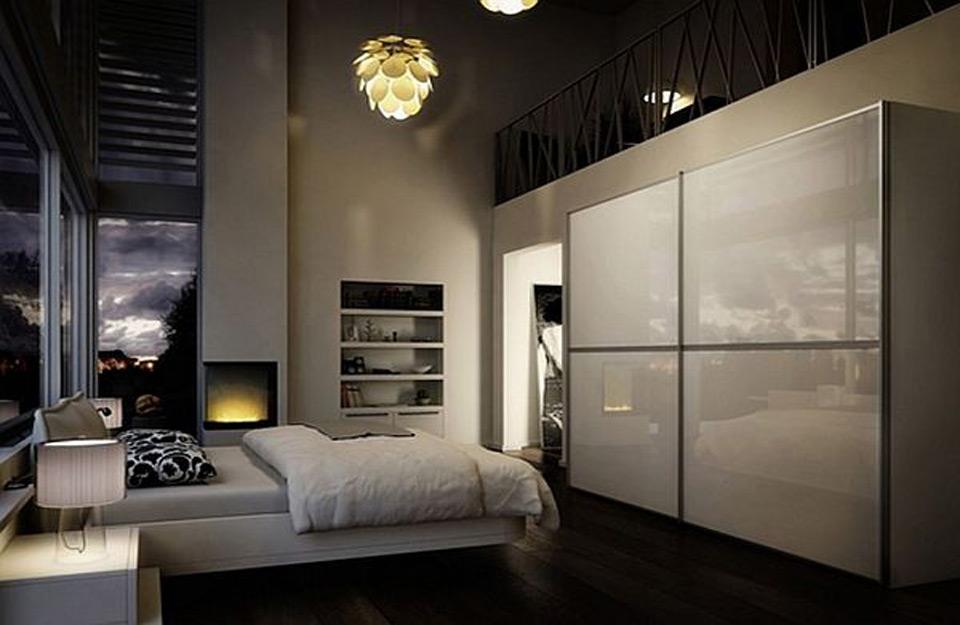 Dizajn garderobera u spavaćoj sobi