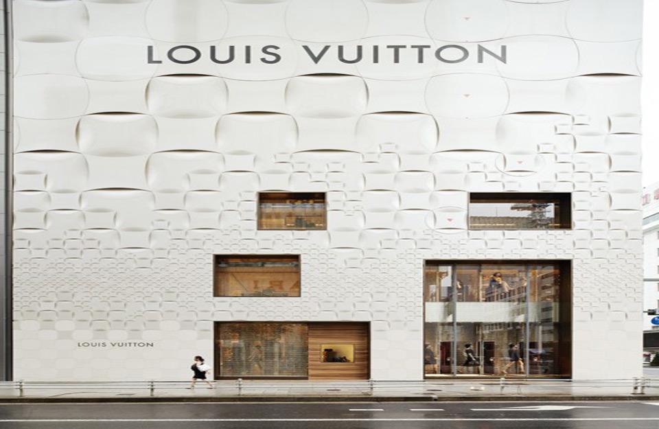 Izgled LV fasade zgrade