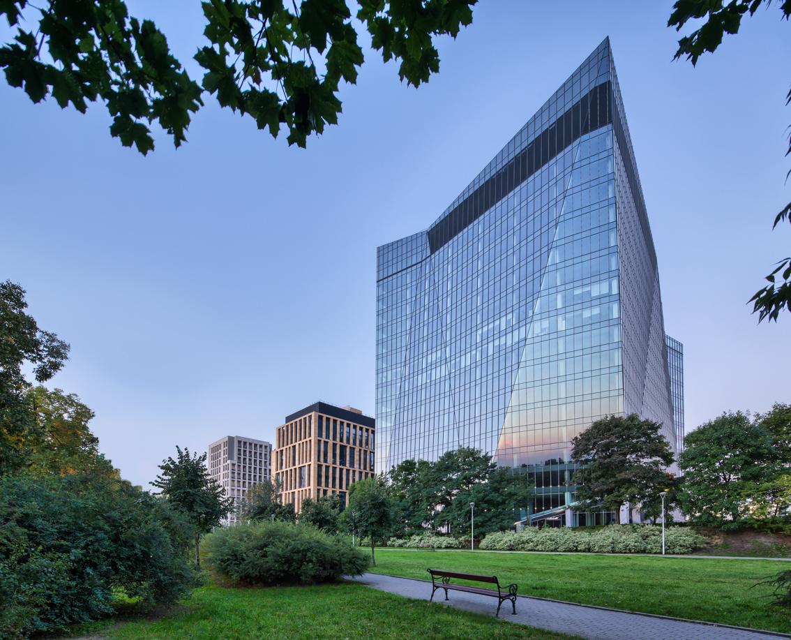 Gdanjski Business Center u Varšavi, Poljska