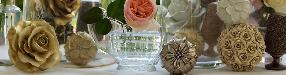 Romantično cvetno drvo kolekcija Bajron & Bajron garnišni