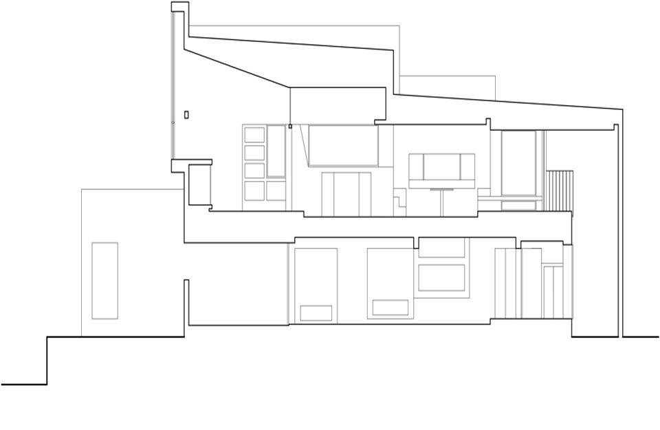 Scape kuća arhitekte Kimura