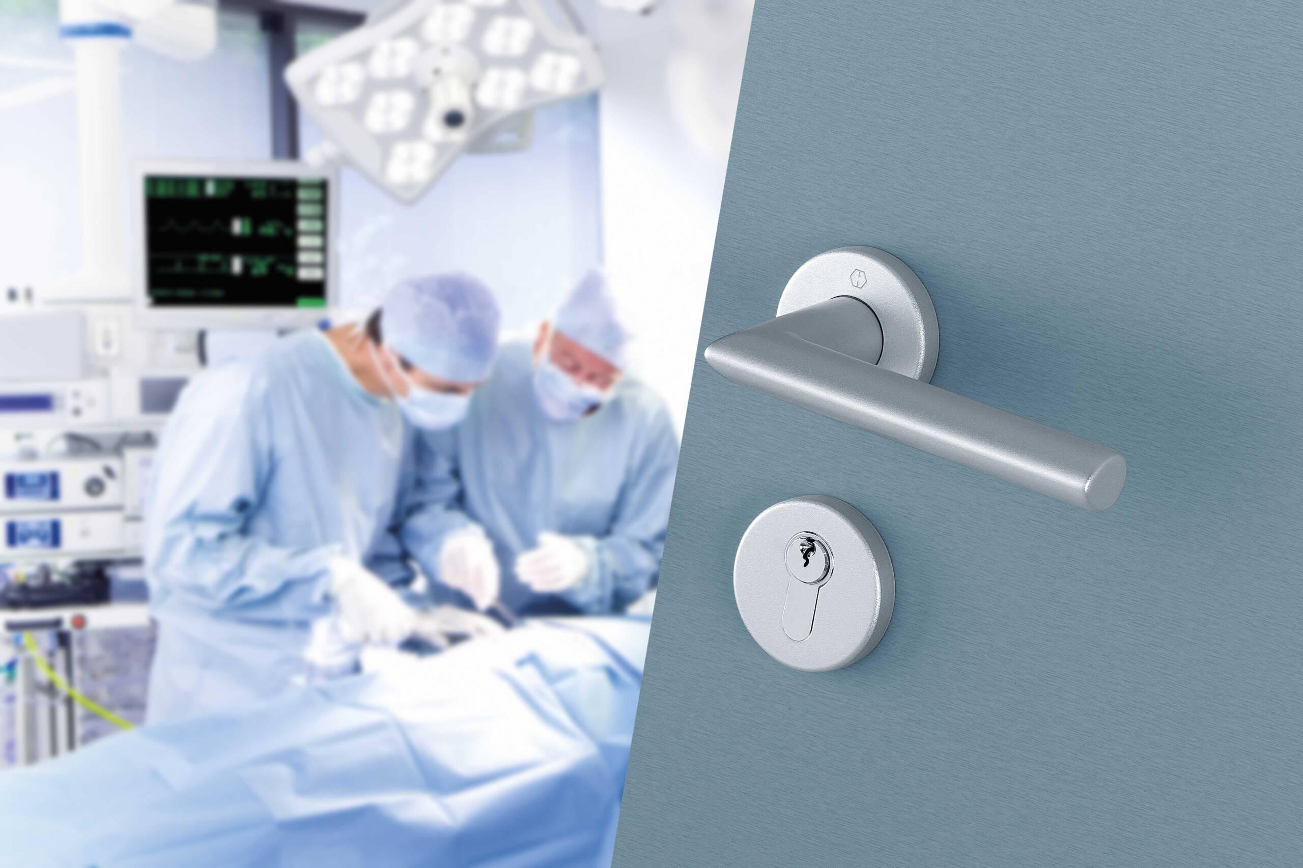 SecuSan® površina smanjuje rizik od infekcije