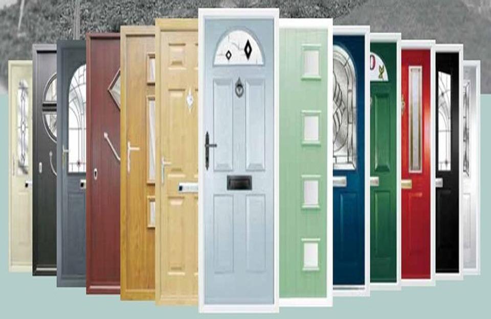 Širok spektar izbora sigurnosnih vrata