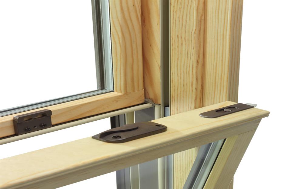 Dvostruki viseći prozor
