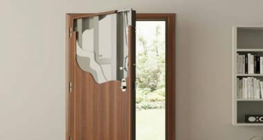 Moderna sigurnosna vrata
