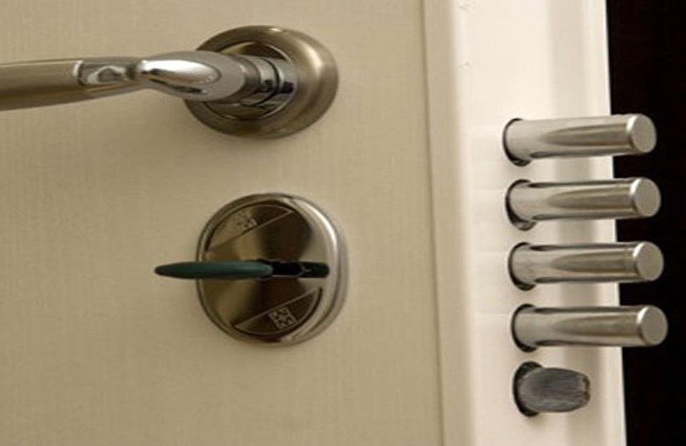 Savremena sigurnosna vrata sa toplotnom efikasnošću