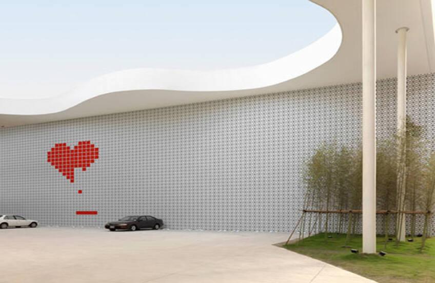 Zidne tapete za spoljašnji dekor
