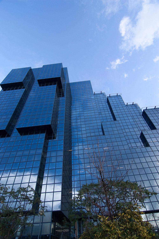 Moderna, komercijalna arhitektura