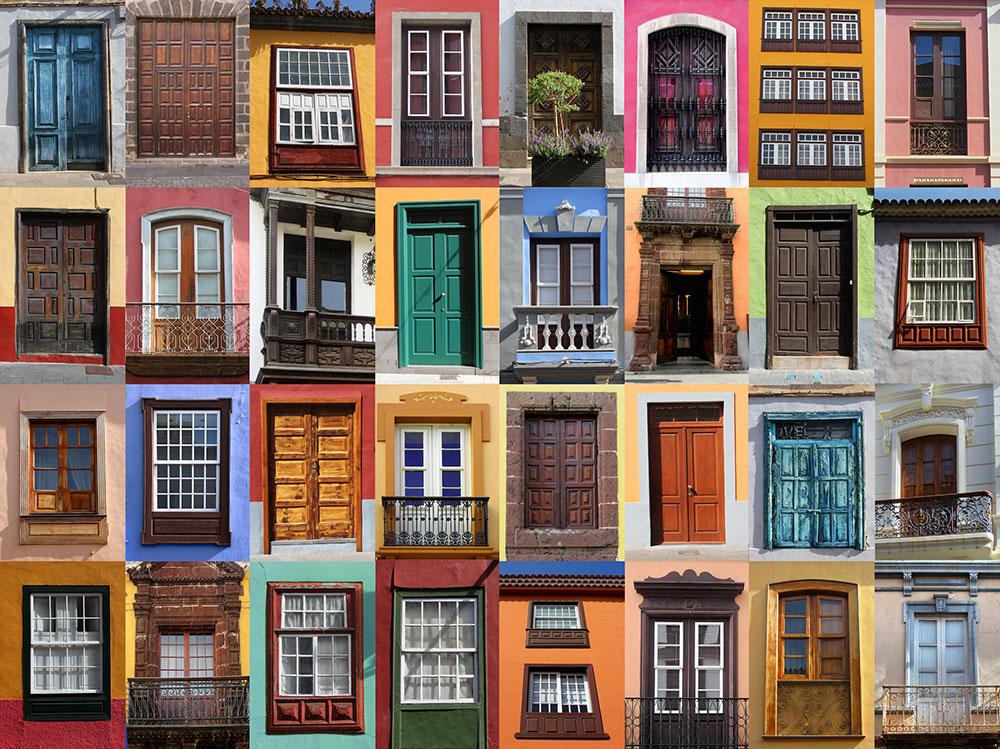 Prozori i vrata kao odgovor na suštinsku potrebu za skloništem i skrovištem