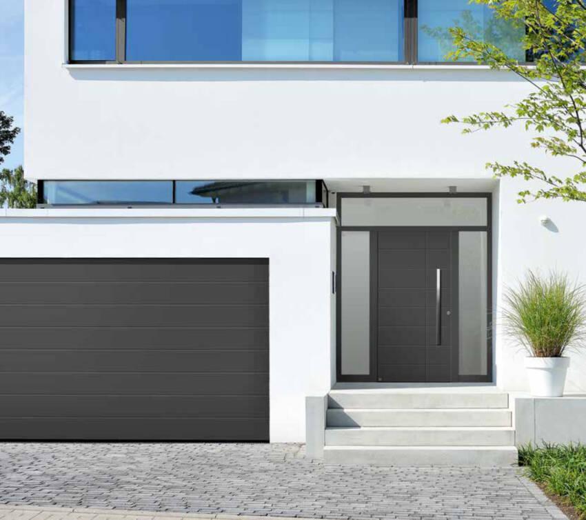 Hörmann Aluminijumska kućna vrata
