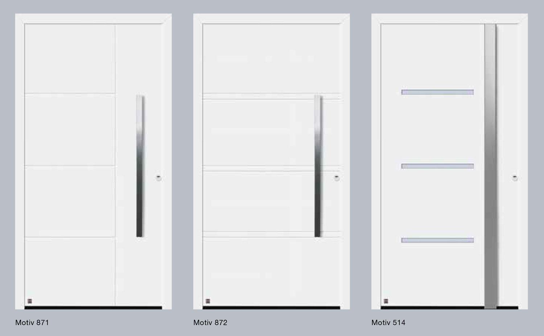 ThermoSafe motivi kućnih vrata