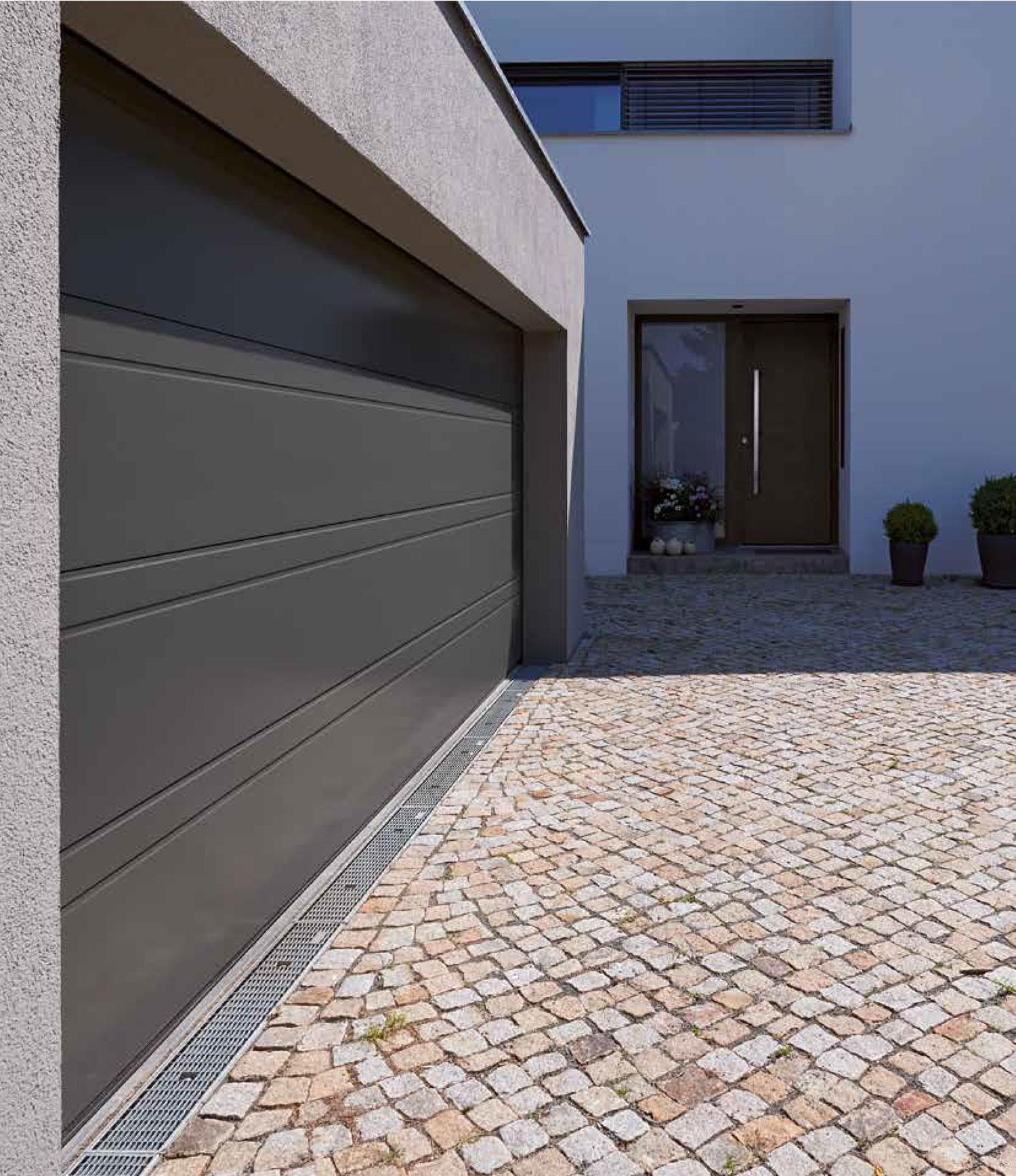 Hörmann garažna segmentna vrata