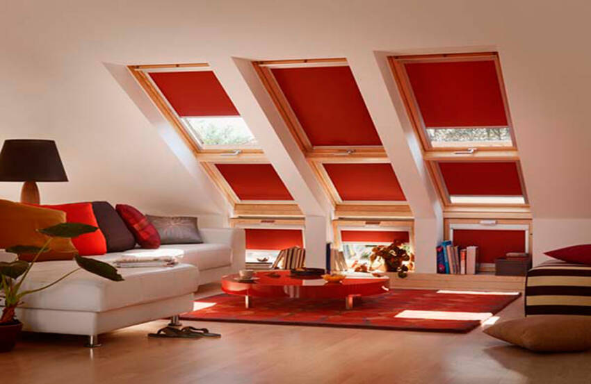 Estetski i artistički doživljaj krovnih prozora