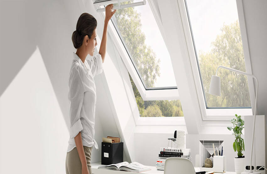 Krovni prozori unose svetlost u vaš dom
