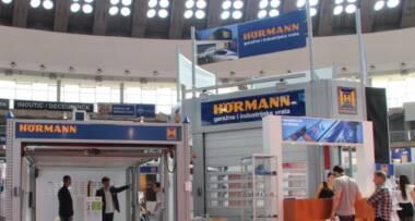 Hörmann na Sajmu građevinarstva SEEBBE 2015