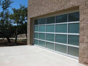 Moderna Alu garažna vrata