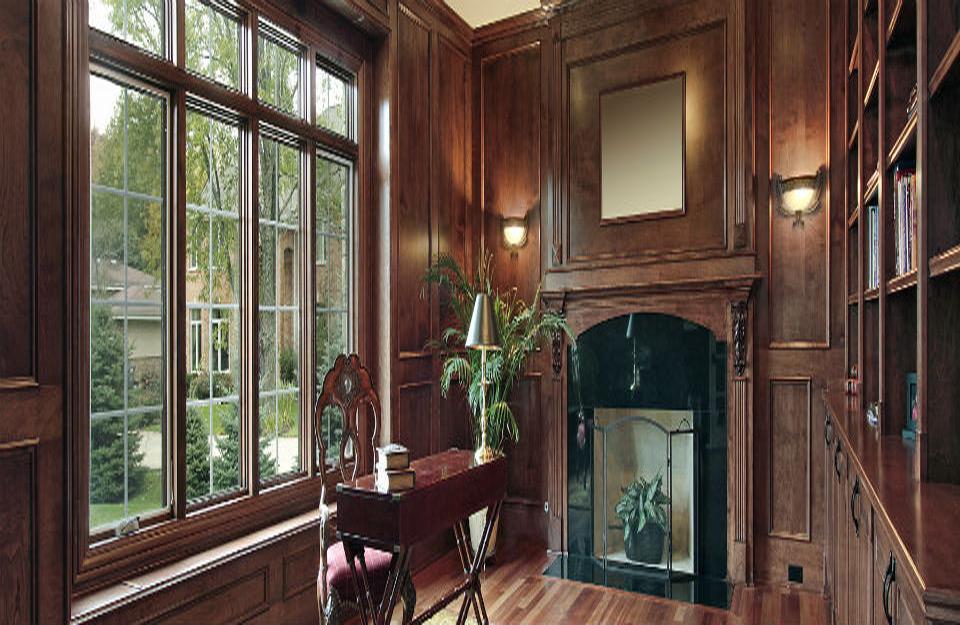 Prozori od lišćara - tvrdog drveta