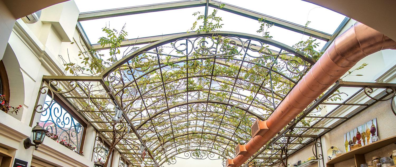Stakleni krovovi