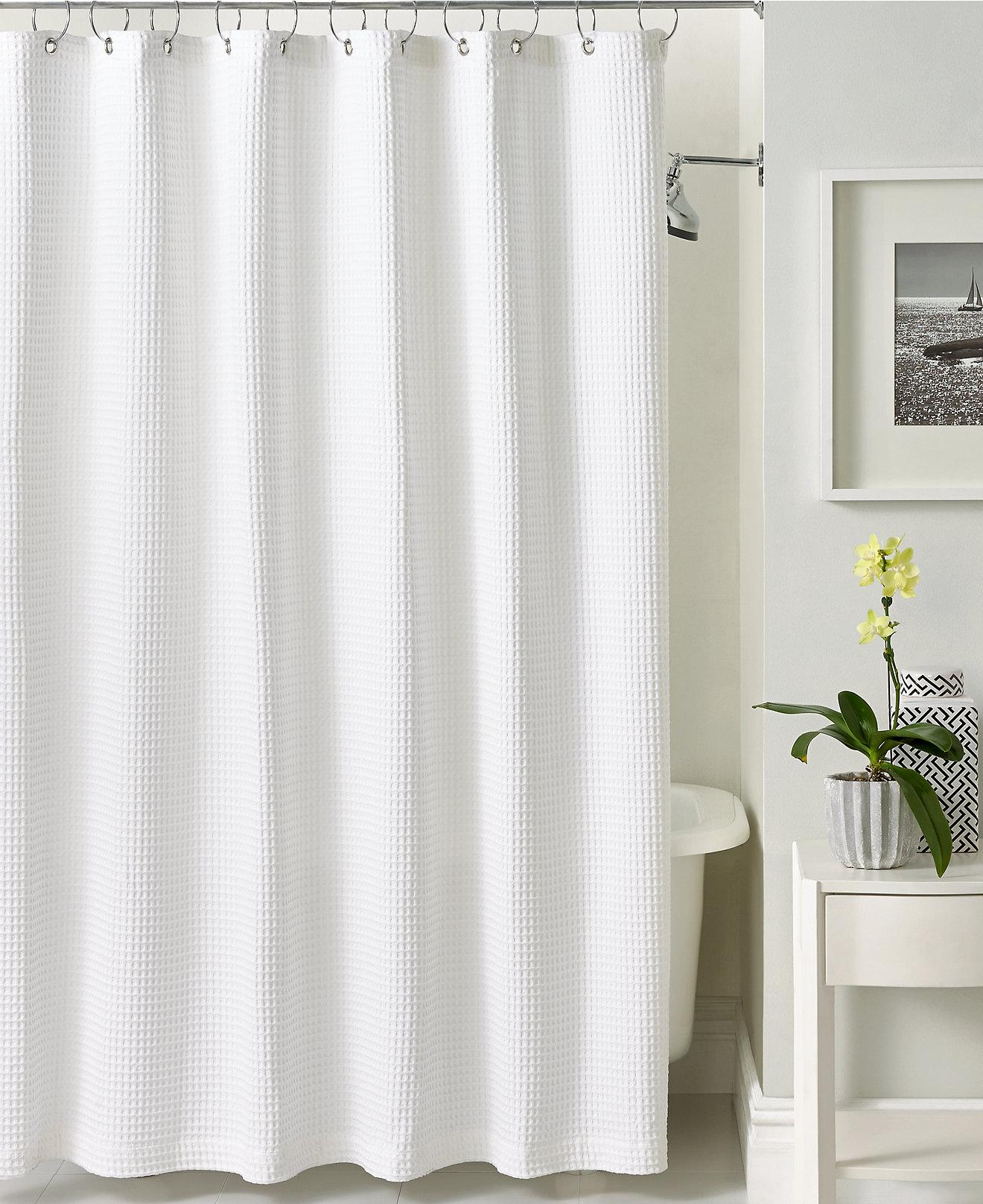 Širok spektar vinil i PVC tuš zavesa