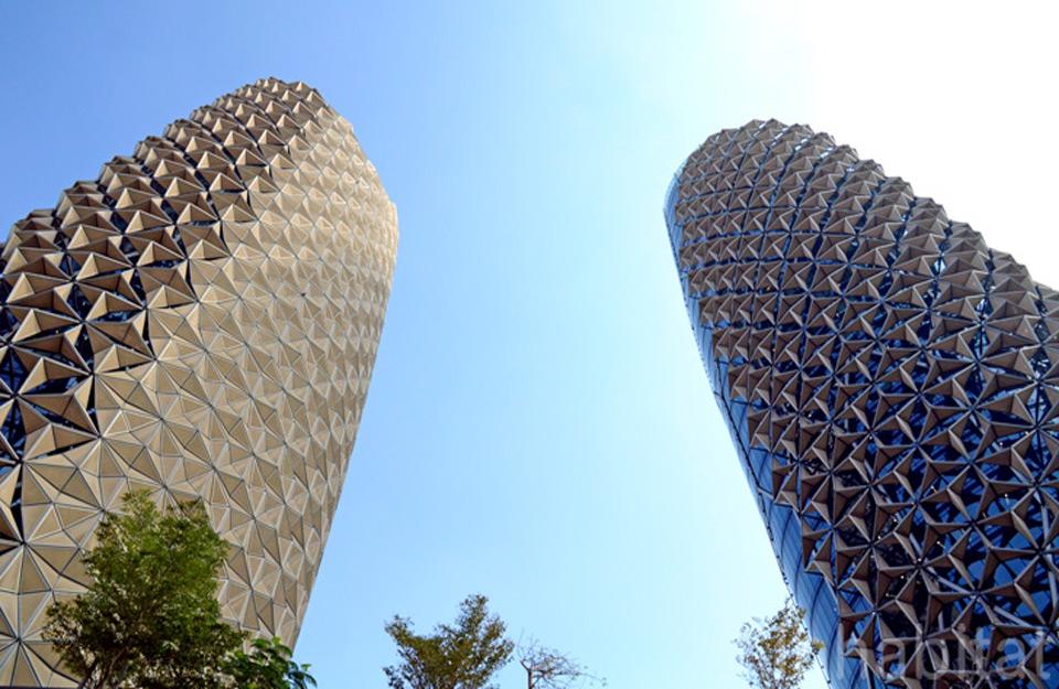 Al-Bahar Towers