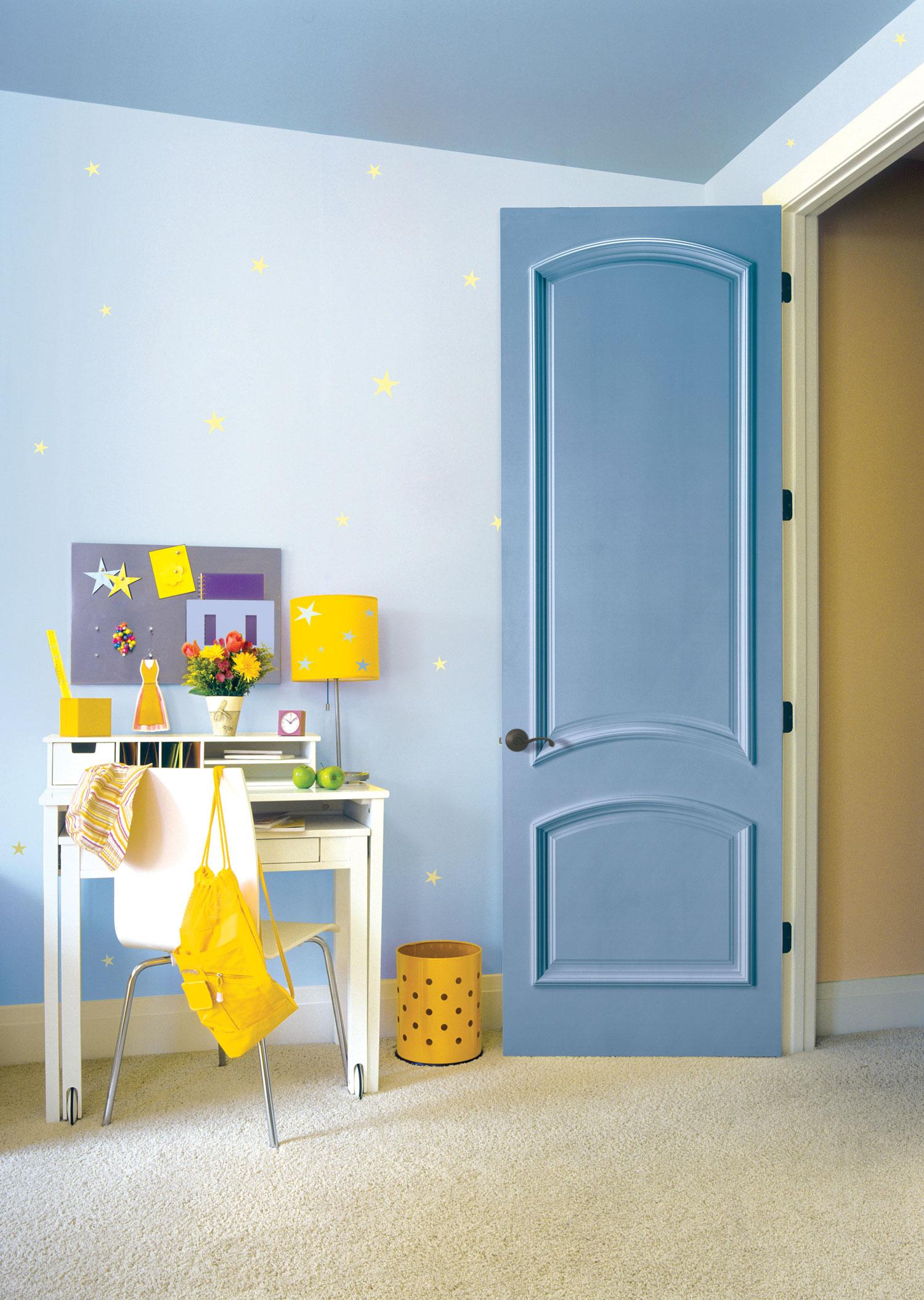 Vrata u dečijim sobama