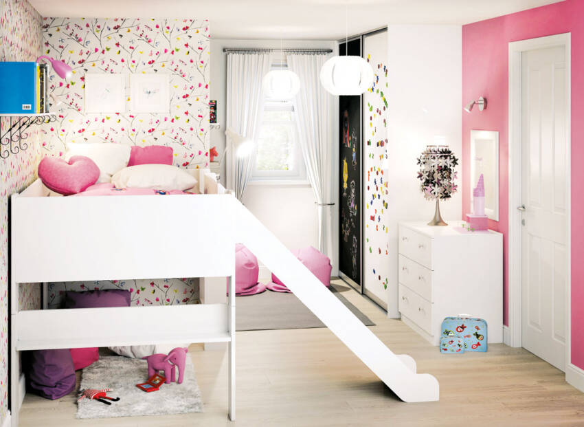 Kako da vrata u dečijim sobama budu neodoljiva