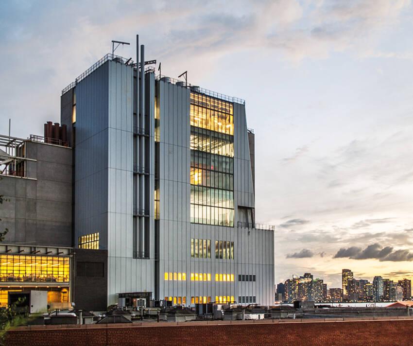 PERMASTEELISA za novi WHITNEY muzej u Njujorku