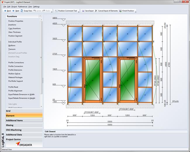 Standardi mnogih zemalja su već uvedeni u bazu LogiKal® softvera