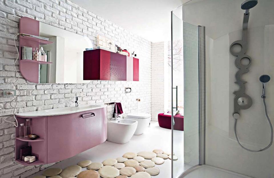 Detalji koji upotpunjuju izgled kupatila - ormarići i zidna ogledala