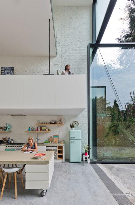 Arhitekte Pieter Peerlings i Silvia Mertens