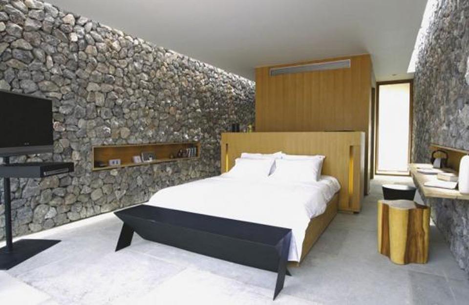 Zid od dekorativne kamene obloge