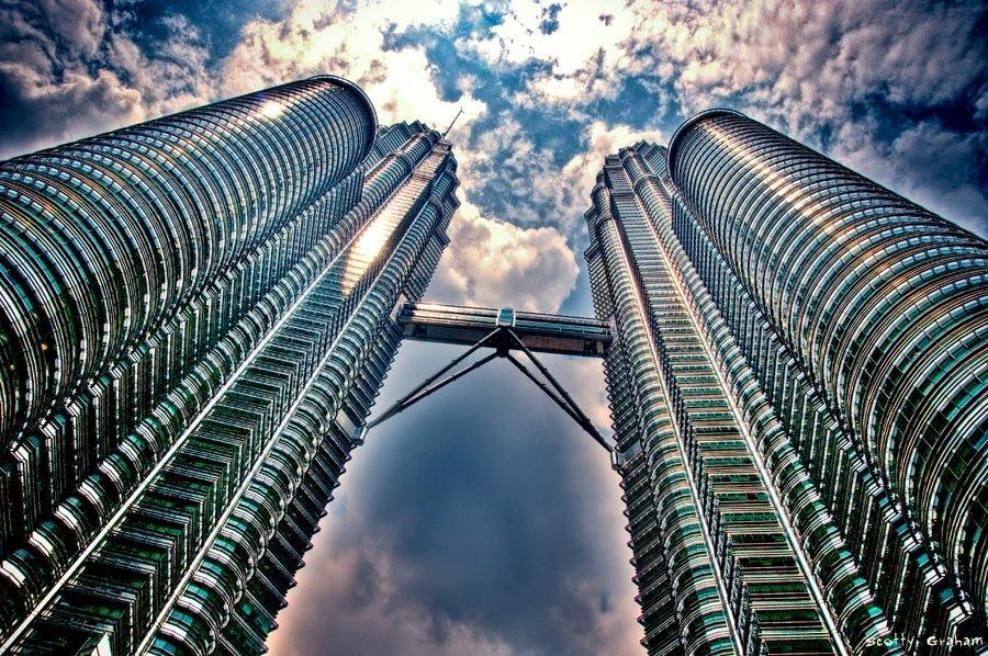 Petronas kule u Malaziji