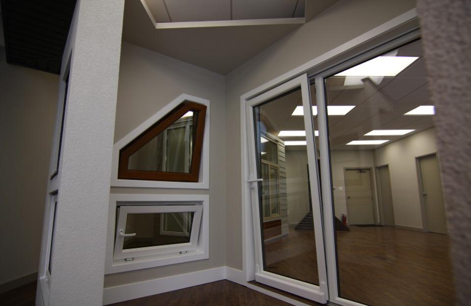 Izgled prozora sa toplotnim ojačanjem