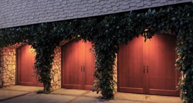 Prikaz garažnih vrata Vašeg doma