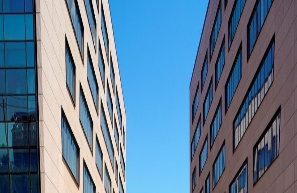 ALU prozori na stambenim zgradama