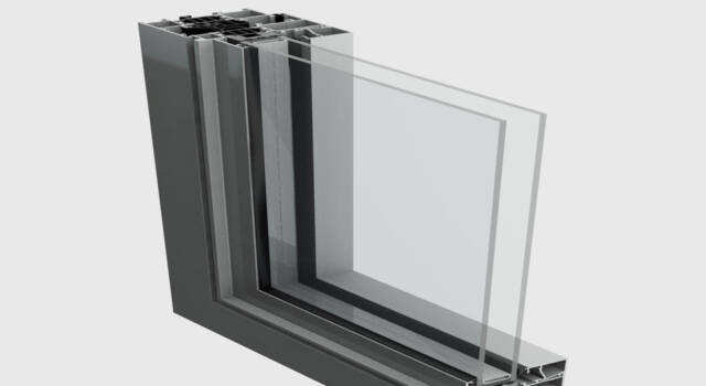 Aluminijumski sistem prozora