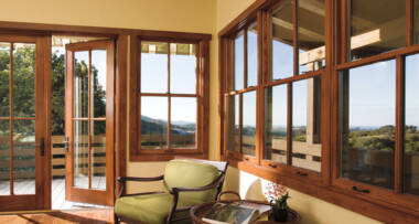 Drveni prozori u vašem domu