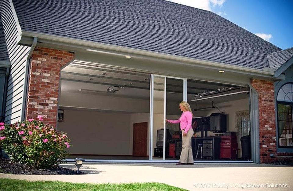 Ekranizovana garažna vrata