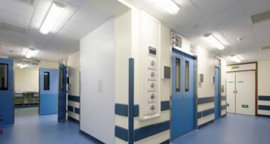Hermetička bolnička vrata